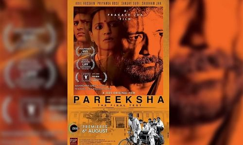 Pareeksha – The Final Test Movie Review : A predictable take on the plight of have-nots in our society
