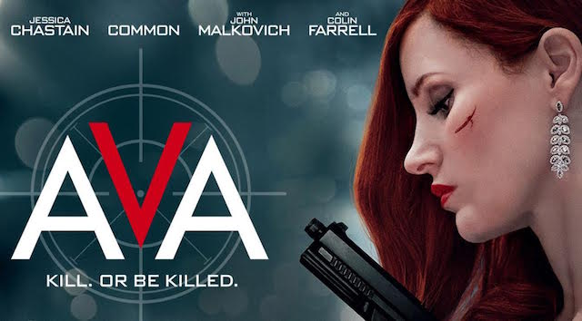 Ava Movie Review : Jessica Chastain powers this moderately thrilling assassin saga