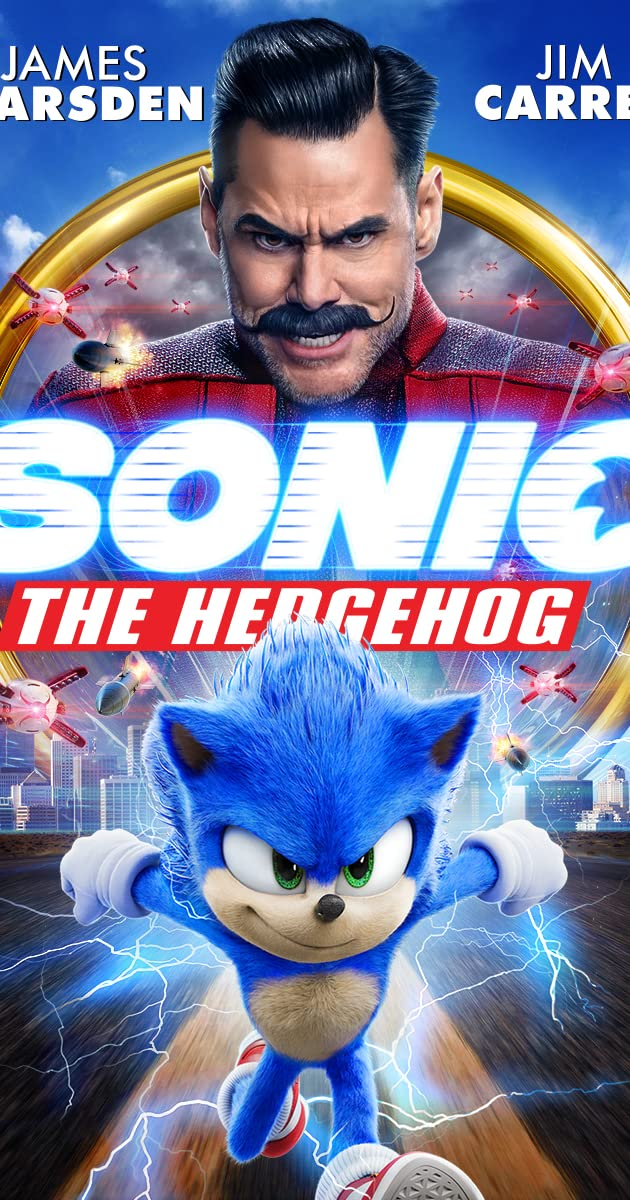 Sonic The Hedgehog Movie Review : Fast and hilarious