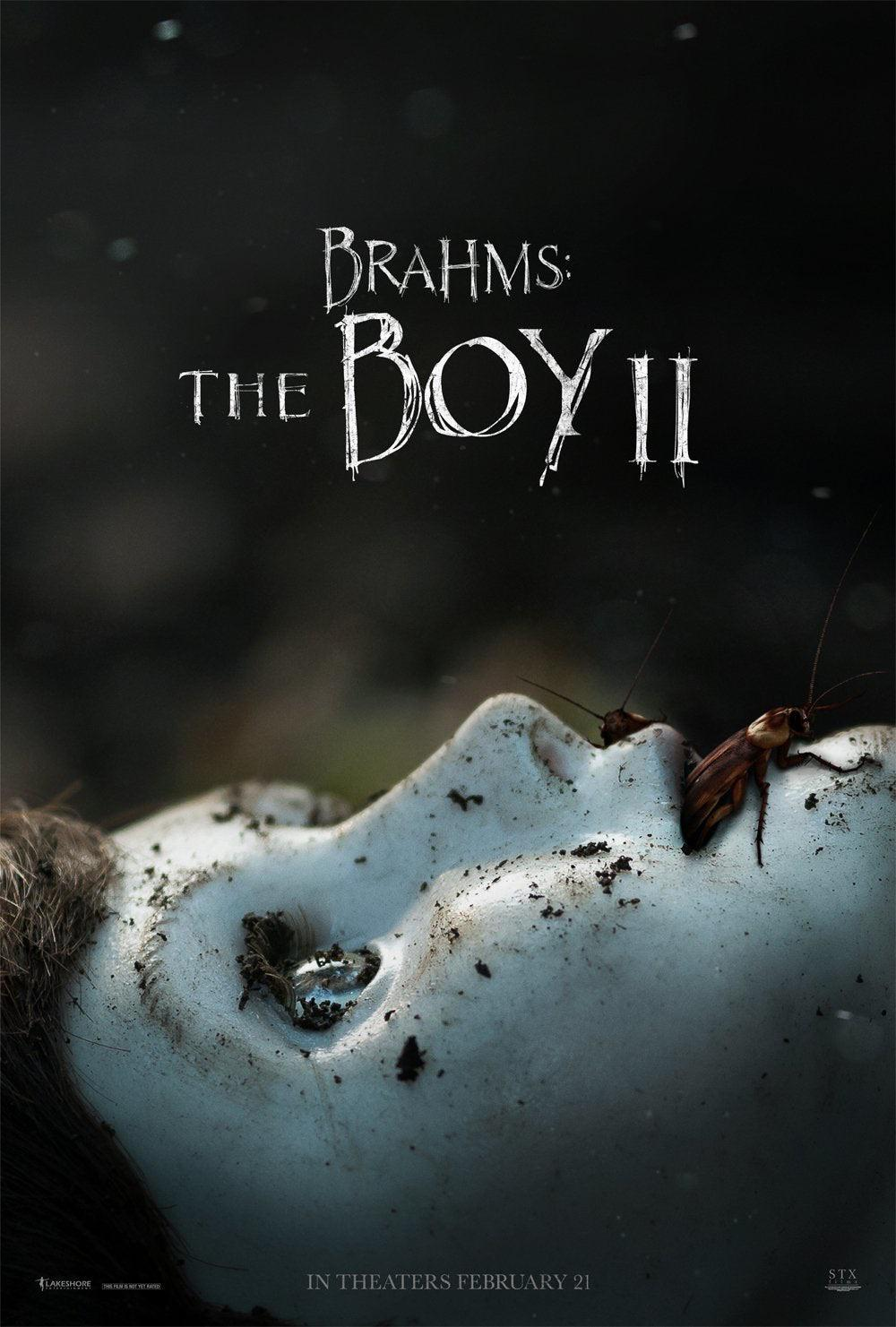Brahms: The Boy II Movie Review : A pointless sequel
