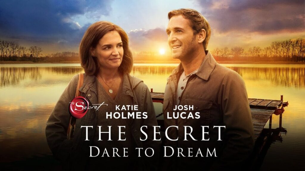 The Secret: Dare To Dream Movie Review : Josh Lucas and Katie Holmes light up this sweet and simple story
