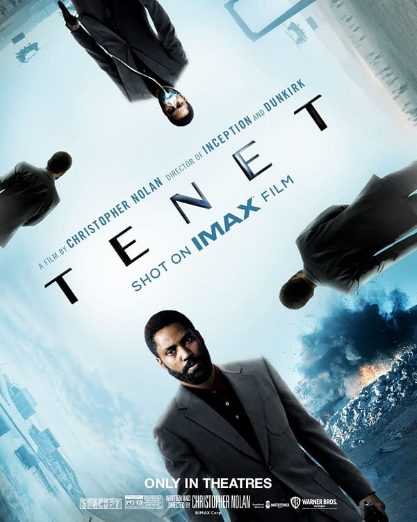 Tenet Movie Review : Nolan's complex yet visually stunning cinematic experience