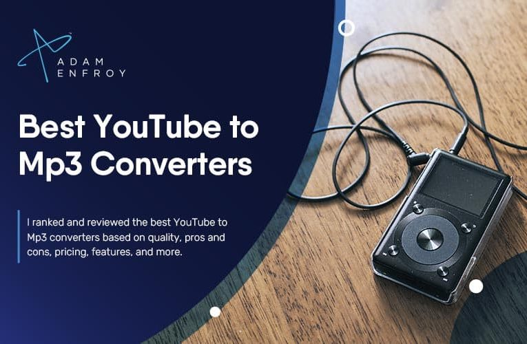 12 BEST FREE YouTube To MP3 Converter [Updated 2021]