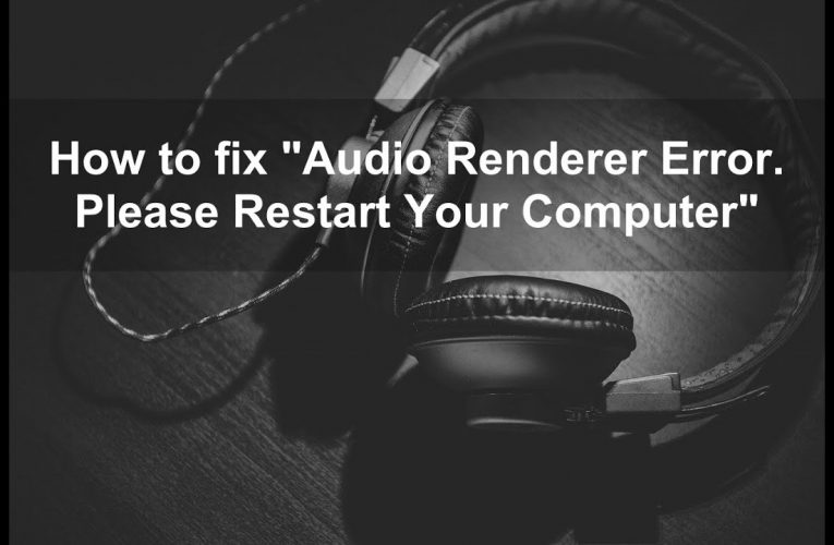 5 Ways To Fix YouTube Audio Renderer Error [With Screenshots]