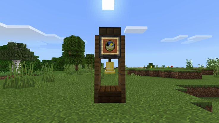 minecraft-how-to-build-a-functioning-grandfather-clock-for-your-home