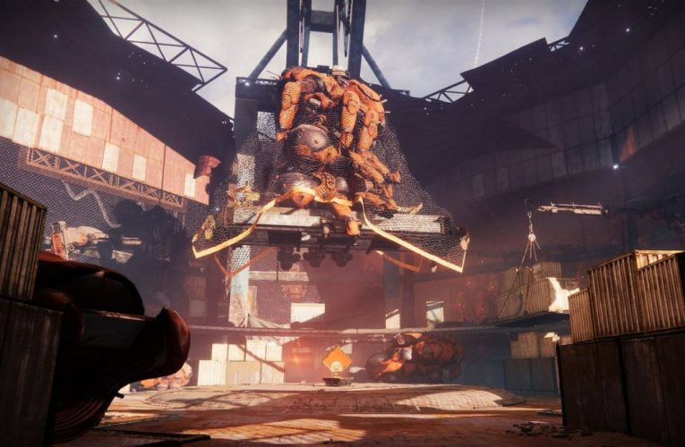 Destiny 2: A Complete Guide To The Quarry Master Lost Sector
