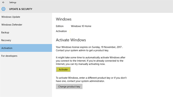 how-long-can-you-use-windows-10-without-activation