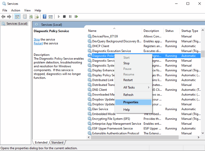 service-host-diagnostic-policy-service-100-disk-usage-on-windows-10