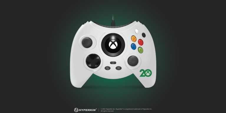hyperkin-is-making-an-xbox-series-duke-controller-for-xboxs-20th-anniversary