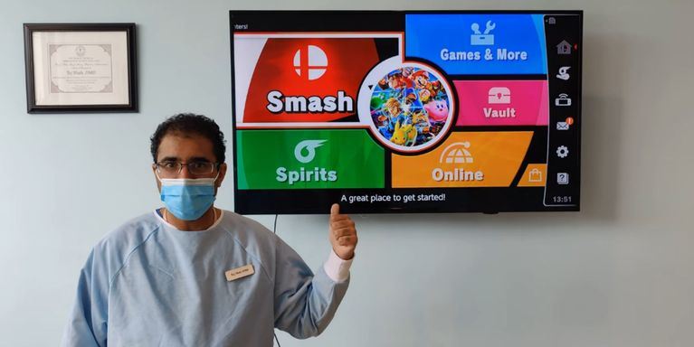 dentist-offers-free-dental-care-to-anyone-who-can-beat-him-at-smash-bros